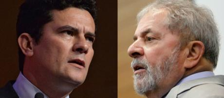 Moro pode prender Lula a qualquer momento.