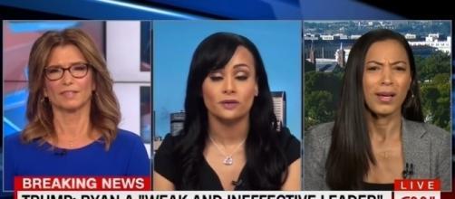 CNN panel on Donald Trump, via YouTube