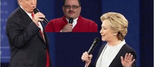 Faute de faits marquants dans le débat Trump-Clinton, la presse s'est rabattue sur Ken Bone