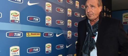 Giampiero Ventura, allenatore Italia