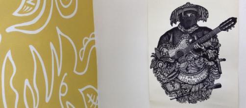 Grabiel, participa con la visión de un arte que acoge una salida técnica tradicional