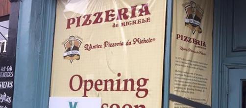 L'Antica Pizzeria da Michele sbarca a Londra.