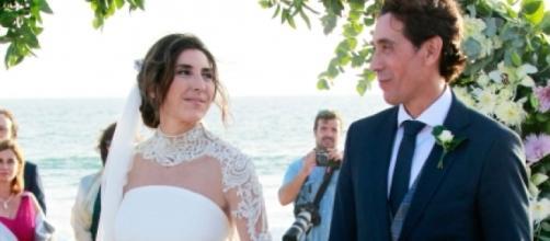 Las dos bodas vividas por Paz Padilla.