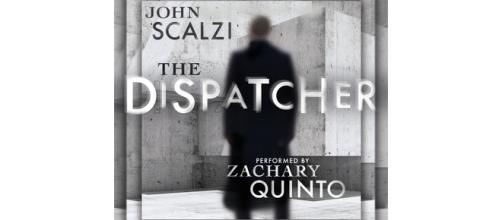 "Zachary Quinto brings John Scalzi's ""The Dispatcher"" to life. Credit to Audible.com, used with permission"