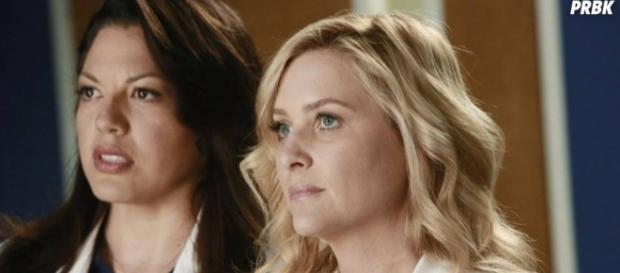 Arizona va-t-elle tromper Callie dans Grey's Anatomy ?... - purebreak.com