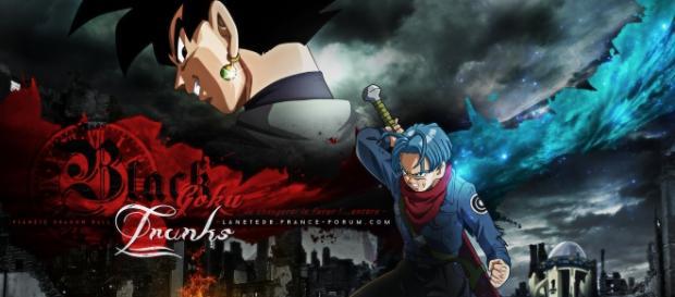 Black Goku y su verdadero origen