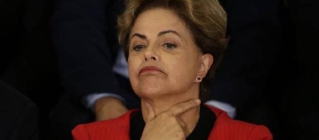 Dilma Rousseff foi atacada por Passos Coelho