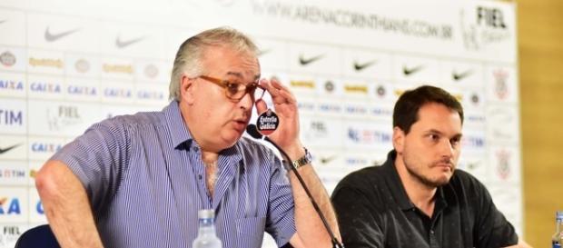 Diretoria do Timão procura um novo treinador para assumir o comando da equipe