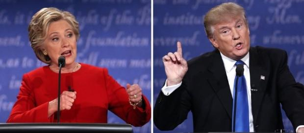 Donald Trump Seizes on Clinton Sex Scandal Before Debate ... - hollywoodreporter.com