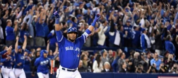 Edwin Encarnacion's 11th-inning HR lifts Blue Jays over Orioles ... - boston.com