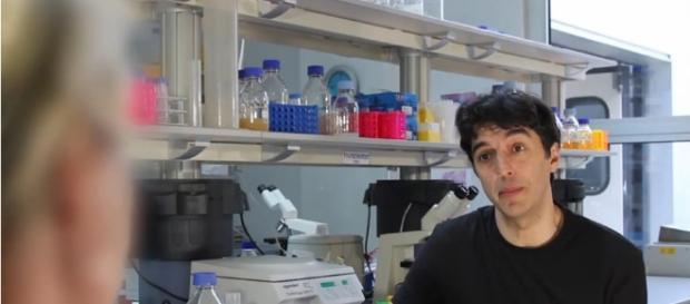 Il Dottor Valter Longo, scienziato della University of Southern California e dell'Istituto Firc di Oncologia Molecolare di Milano