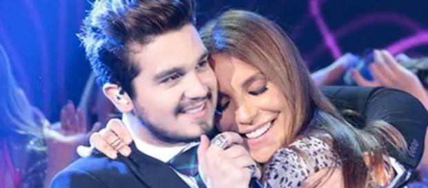 Luan Santana e Ivete Sangalo - Foto/Google