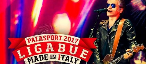 Luciano Ligabue, nuovo tour. Made in Italy - Palasport 2017