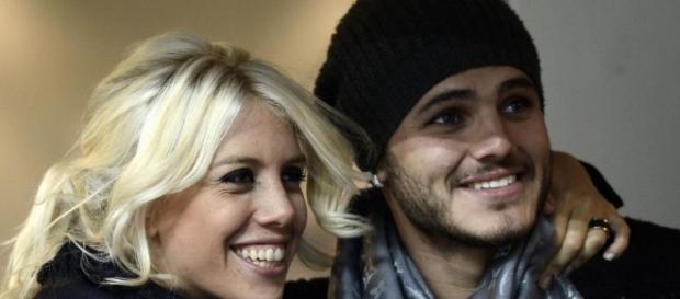 Mauro Icardi e Wanda Nara attendono la loro seconda figlia: Isabel