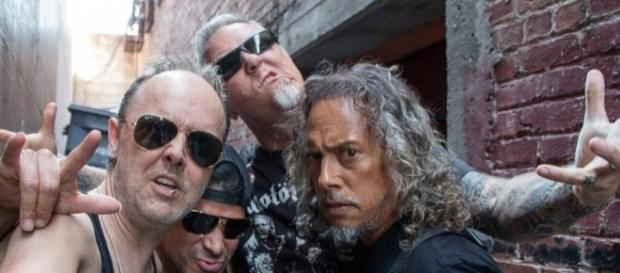 "Metallica – neues Album ""Hardwired ...To Self-Destruct"" kommt im ... - web.de"