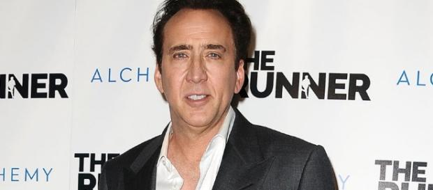 Nicolas Cage receives lifetime achievement honor at Oldenburg Film ... - hollywoodreporter.com