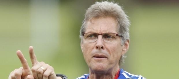 Oswaldo de Oliveira, ex-técnico do Sport Recife