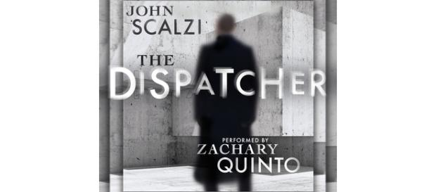 """Zachary Quinto brings John Scalzi's """"The Dispatcher"""" to life. Credit to Audible.com, used with permission"""