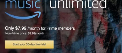 Amazon Music Unlimited esce negli Stati Uniti