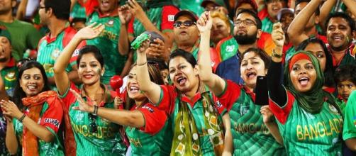 Bangladesh fans are ecstatic after the 105-run win over ... - thedailynewnation.com