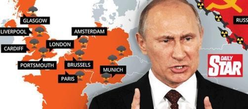 Chaque jour, le ton monte entre l'Otan et la Russie. Poutine multiplie les mises en garde, menaçant d'une guerre globale