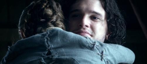 Este abrazo volverá a repetirse en la séptima temporada de 'Juego de Tronos'