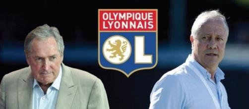 Olympique lyonnais : Houllier-Lacombe, la guerre d'ego - le Parisien - leparisien.fr