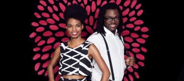 'African Time' est le premier EP de Gwen & Tiana.