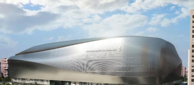 Así quedará finalmente el nuevo Santiago Bernabéu. Fotografía: realmadrid.com
