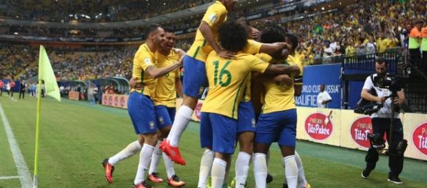 Brasil vem de três vitórias consecutivas