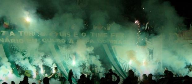 Coritiba x Figueirense: assista ao jogo ao vivo