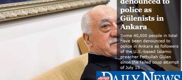 Le Fetö de Gülen (photo) a bon dos. Mais les purges aggravent la crise économique en Turquie.