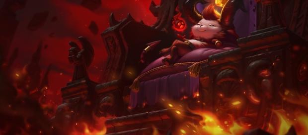 """""""Little Devil Teemo"""" descendra de son trône pour 1350 RP !"""