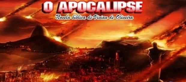 """Novela """"O Apocalipse"""", de Vivian de Oliveira"""
