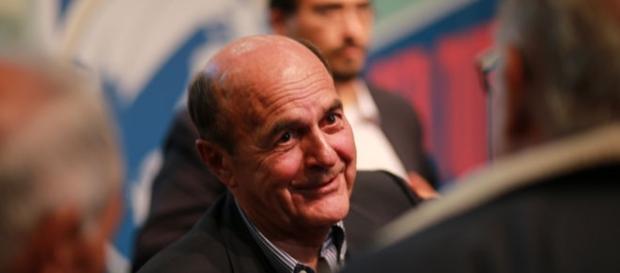 Pierluigi Bersani, uno dei leader della minoranza Dem
