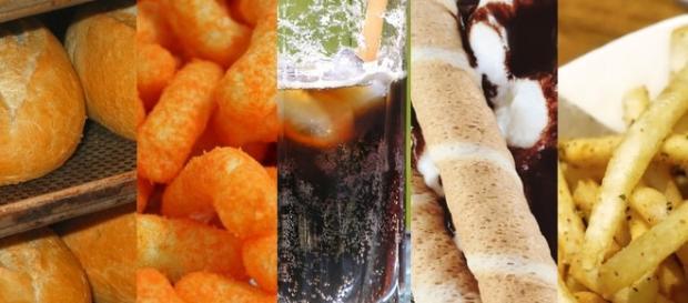 Refrigerantes e fast food são alguns dos piores alimentos para a saúde