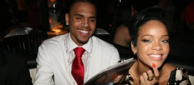 Será que Brown e Rihanna vão reatar?