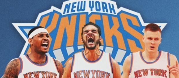 "SportsCenter on Twitter: ""The new-look New York Knicks. https://t.co/Na5yWe0zbi"""