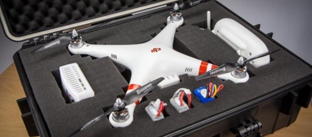 Statul Islamic și-a regândit strategia, folosind dronele pentru a-i ajuta pe câmpul de luptă - Foto: YouTube