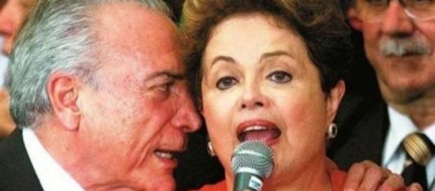 Temer é tão culpado quando Dilma sobre a crise financeira