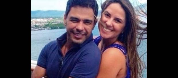 Zezé Di Camargo e Graciele Lacerda vão desfilar no mesmo carro ... - com.br