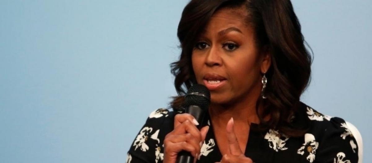 Michelle Obama slams it to Trump