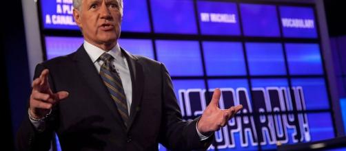 "Alex Trebek Pictures ""Jeopardy!"" & IBM Man V. Machine Press ... - zimbio.com"