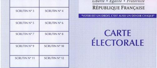 Carte electorale - France opinion - CC BY