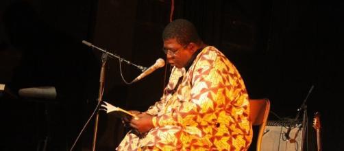 Le célèbre poète camerounais Anne Cillon Perri