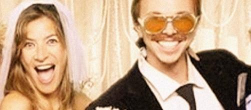 Matilde Mello Breyner e Tiago Felizardo casaram-se.