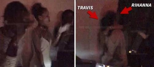 Rihanna e Travis Scott já se relacionaram no passado