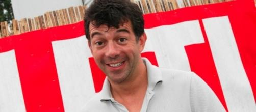 Stéphane Plaza débarque dans les Grosses Têtes sur RTL (France Dimanche/RTL)
