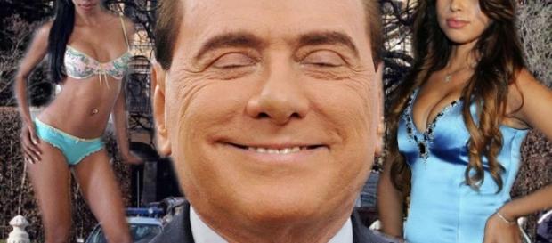 Berlusconi non accetta le donne che vanno con uomini di colore