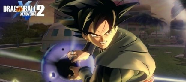 Black en 'Dragon Ball Xenoverse 2'